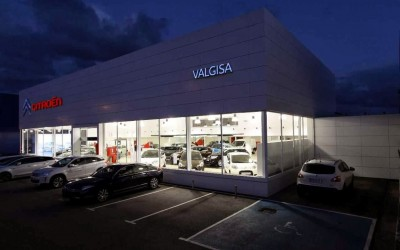 Adjudicación del servicio de limpieza en los concesionarios Citroen-Valgisa y Peugeot-Talpesa de Gijón